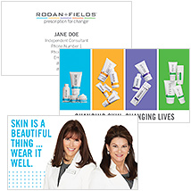 Two Sided Business Cards - Doctors/Products Multi-pack